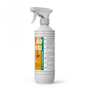BIOVETA Bio Kill 2,5 mg/ml kožní sprej 500 ml