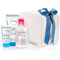 BIODERMA Bílá kosmetická taška