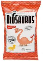 Biosaurus BIO křupky s kečupem 50g
