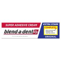 BLEND-A-DENT  Fresh Complete Original fixační krém na zubní náhrady 47 g