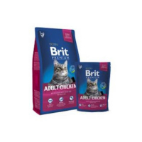 BRIT Premium Cat Adult Chicken 800 g NEW
