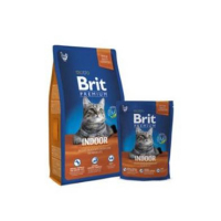 BRIT Premium Cat Indoor 1,5 kg NEW