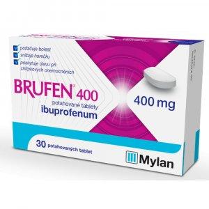 BRUFEN 400 mg 30 potahovaných tablet