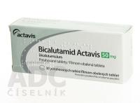 BICALUTAMID ACTAVIS 50 mg  30 Potahovaných tablet
