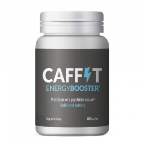 CAFFIT Proti únavě 60 tablet.