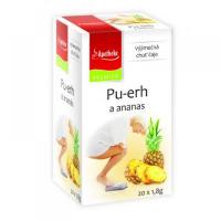 APOTHEKE Pu-erh a ananas 20x1,8 g