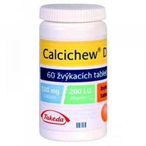 CALCICHEW D3 200 IU 60 tablet