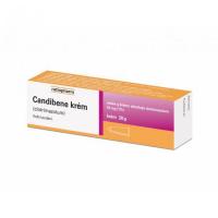 CANDIBENE Krém proti infekcím KRÉM 200 mg