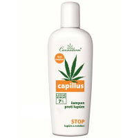 CANNADERM Capillus Šampon proti lupům NEW 150 ml