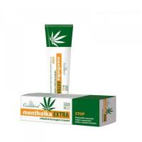 CANNADERM Mentholka EXTRA konopné mazání 150 ml chladivé
