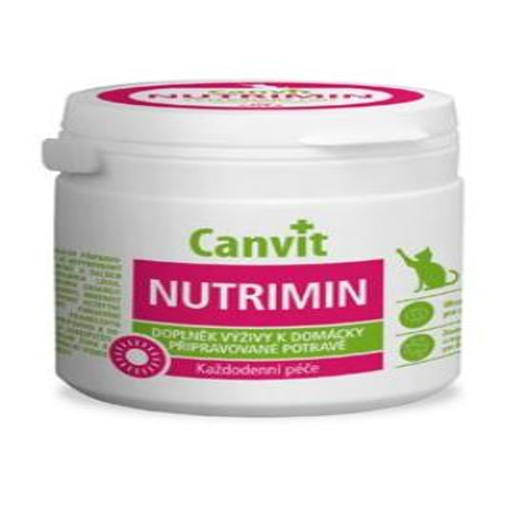CANVIT Nutrimin pro kočky 150 g
