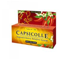 CAPSICOLLE kapsaicinový krém extra hřejivý 50 g