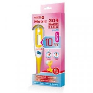 CEMIO Teploměr digitální dětský Metric 304 Rapid Flex