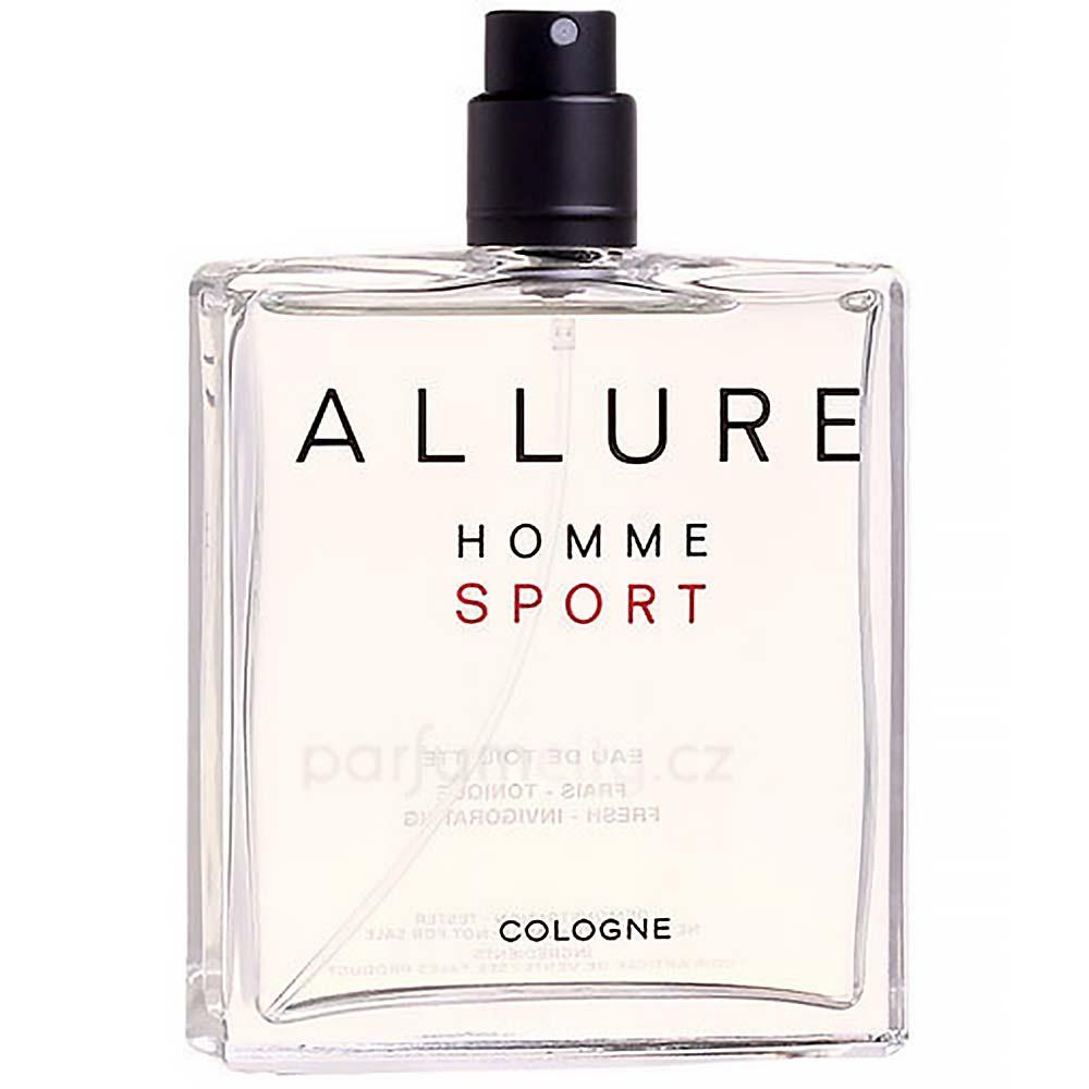 CHANEL Allure Homme Sport Cologne kolínská voda 100 ml TESTER