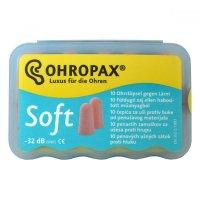 CHRÁNIČ sluchu Ohropax SOFT 10 ks