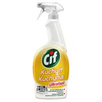 CIF Ultrafast Kuchyně čistící sprej 750 ml