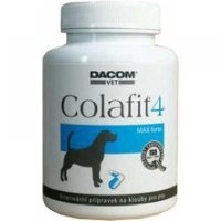 DACOM COLAFIT Max Forte na klouby pro psy 100 tablet