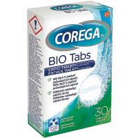 COREGA BIO Tabs čistící tablety 30 ks