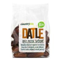 COUNTRY LIFE Datle sušené bez pecek 250 g BIO