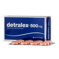 DETRALEX 500 mg 180 potahovaných tablet