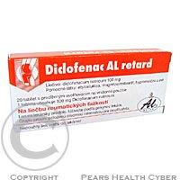 DICLOFENAC AL RETARD  20X100MG Tabl. s řízeným uvol.