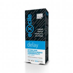 DIET ESTHETIC Gel pro oddálení ejakulace Excite Man Delay 15 ml