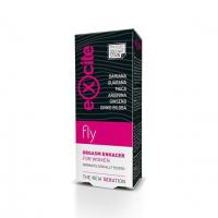DIET ESTHETIC Stimulující gel pro ženy Excite Woman Fly 15 ml