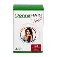 DONNA HAIR Forte 2 měsíční kúra 60 tobolek