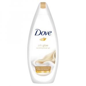 DOVE Skin Softening Silk sprchový gel 250 ml