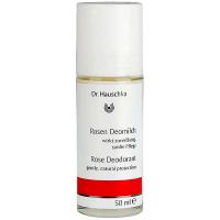 DR. HAUSCHKA Rose Dámský kuličkový deodorant 50 ml