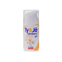 DR. MÜLLER Ty & Já Lubrikační parfémovaný gel vůní broskve 100 ml