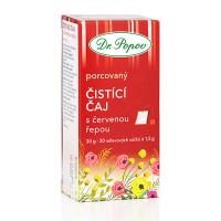 DR. POPOV Čistící čaj s červenou řepou 30 g