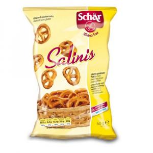 SCHÄR Salinis preclíky bez lepku 60 g