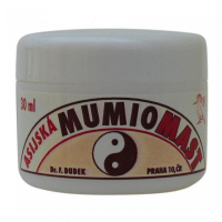 DR.DUDEK Mumiomast asijská regenerační při akné 30 ml