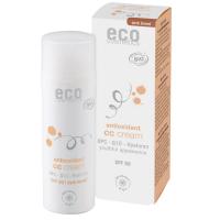 ECO COSMETICS CC krém SPF 30 BIO Dark 50 ml