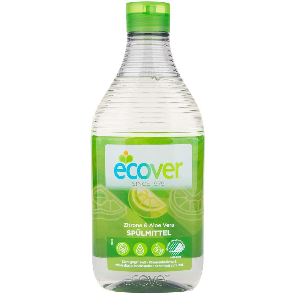 Ecover na nádobí s aloe a citronem 500 ml