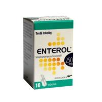 ENTEROL 250 mg 10 tobolek