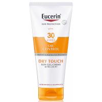 EUCERIN Sun Dry Touch Krémový gel na opalování SPF 30 200 ml