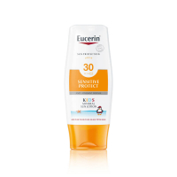 EUCERIN Sun Sensitive Protect Dětské mléko na opalování s ochrannými mikropigmenty SPF 30 150 ml