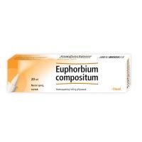 EUPHORBIUM COMPOSITUM-HEEL 1x20 ml nosní sprej