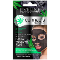 EVELINE Cannabis Pleťová maska 7 ml
