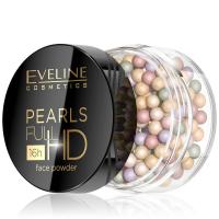 EVELINE COSMETICS Full HD Pearls – barevný pudr -  CC 20g