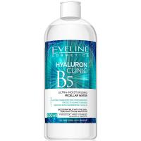EVELINE Hyaluron Clinic Micelární voda 500 ml