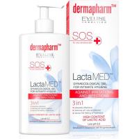 EVELINE LactaMED Zklidňujicí intimní gel 250 ml