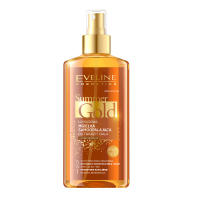 EVELINE Summer Gold Samoopalovací sprej pro obličej i tělo Tmavá pleť 150 ml