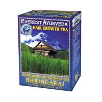EVEREST AYURVEDA BHRINGARAJ Péče o vlasy 100 g sypaného čaje