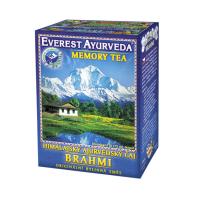 EVEREST AYURVEDA Brahmi povzbuzení mozkové činnosti 100 g sypaného čaje