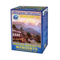 EVEREST AYURVEDA Manjishta obranyschopnost & posílení imunity 100 g sypaného čaje