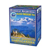 EVEREST AYURVEDA Sarpagandha zvýšený krevní tlak sypaný čaj 100 g