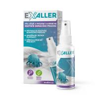 EXALLER Sprej při alergii na roztoče domácího prachu 150 ml